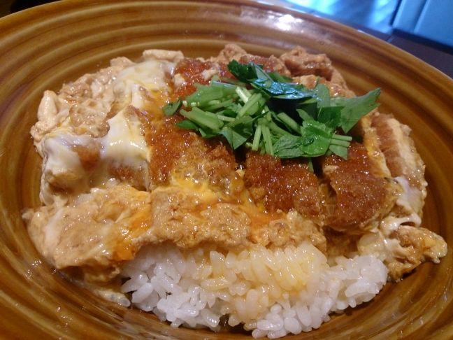 カツ丼(1)