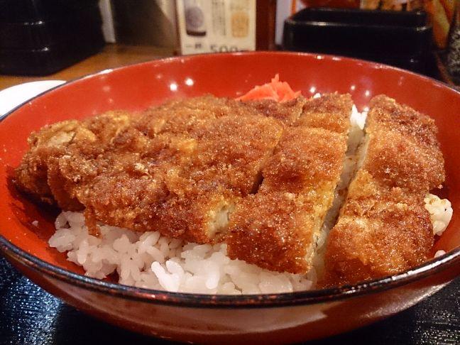 かつ丼(1)