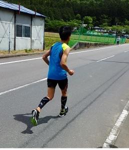 三ツ塚マラソン3