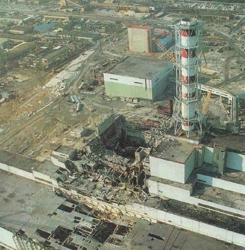チェルノブイリ【100万人以上の犠牲者】原発事故による健康被害を直視せよ!放射性物質の浄化には千年