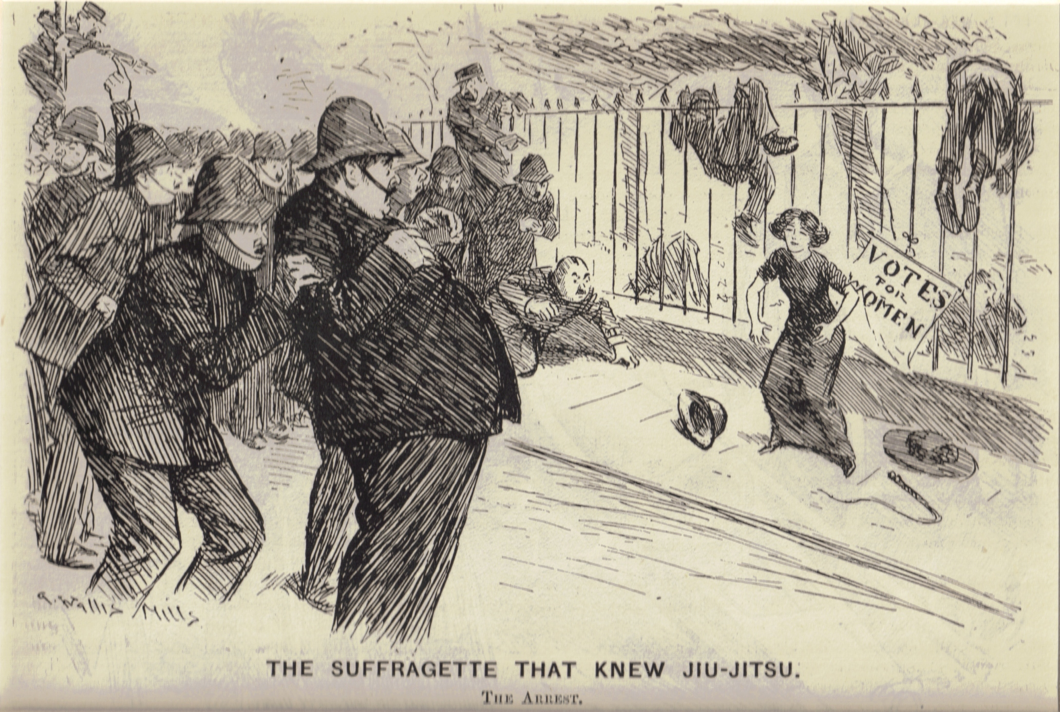 変換 ~ Suffragette-that-knew-jiujitsu