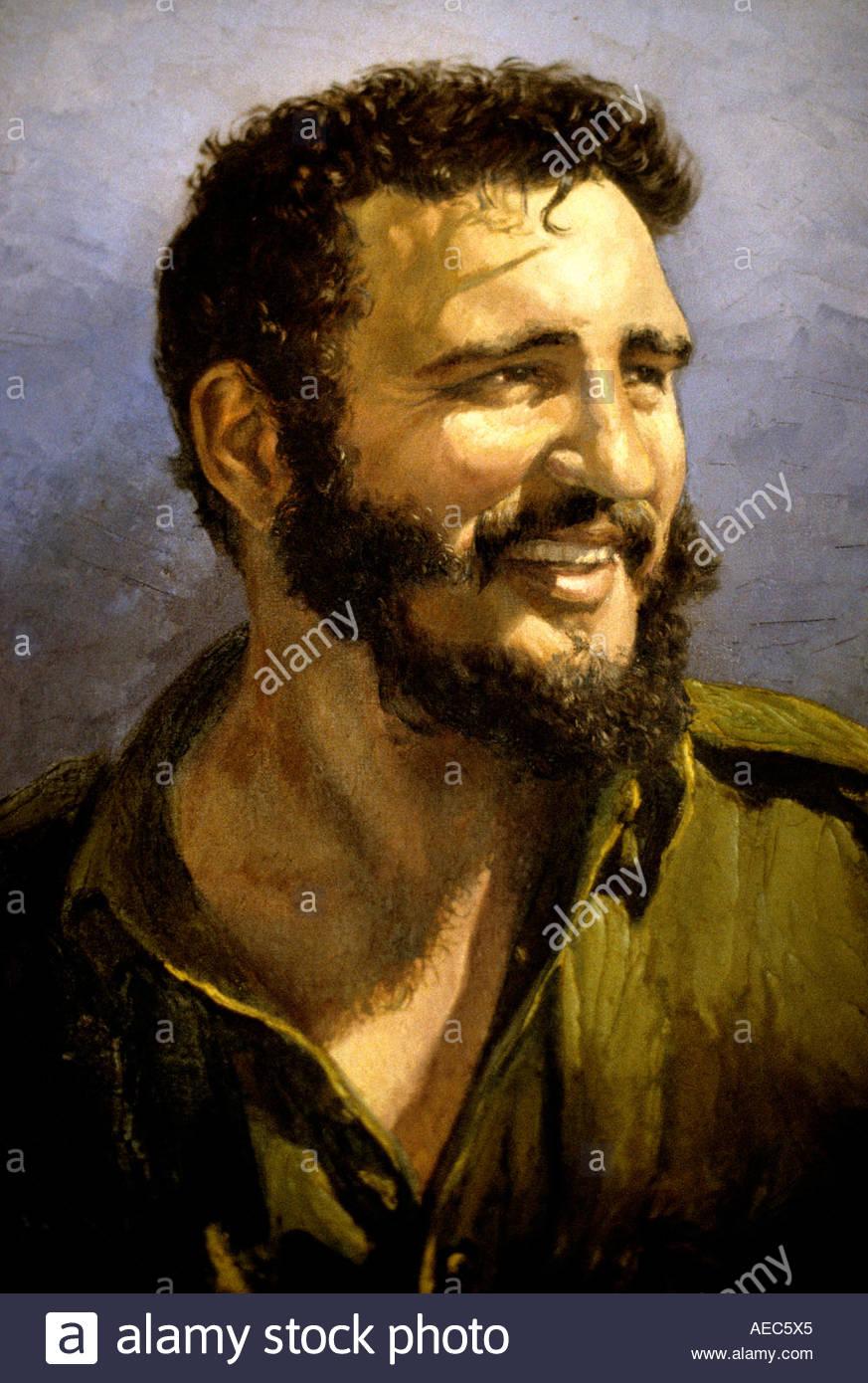 fidel-alejandro-castro-ruz-cuba-cuban-historic-history-havana-AEC5X5.jpg