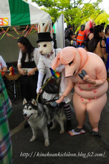 160510 Tokyo Pride 8
