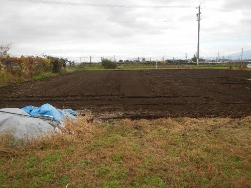 耕起作業 (2)