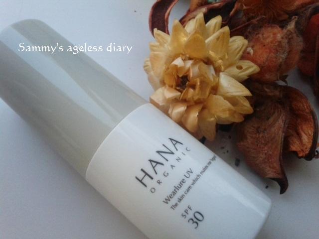 HANAオーガニック ウェアルーUV 6