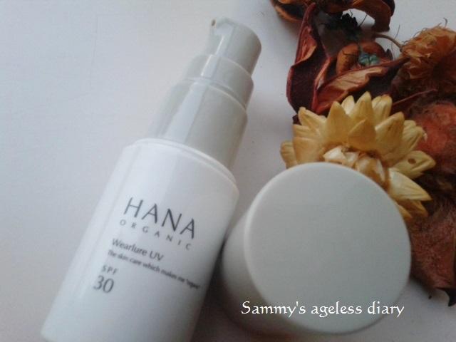 HANAオーガニック ウェアルーUV 7