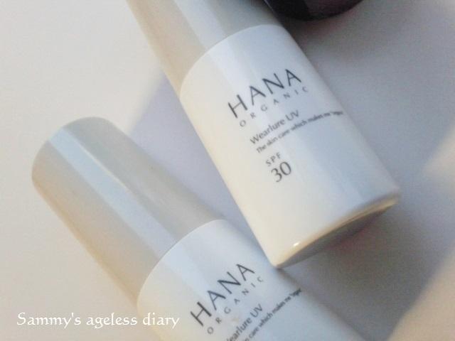HANAオーガニック ウェアルーUV 8
