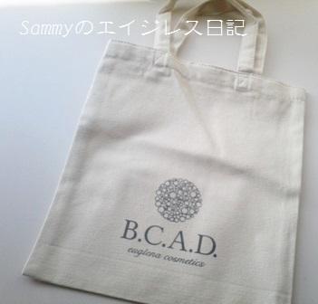 BCAD トートバッグ