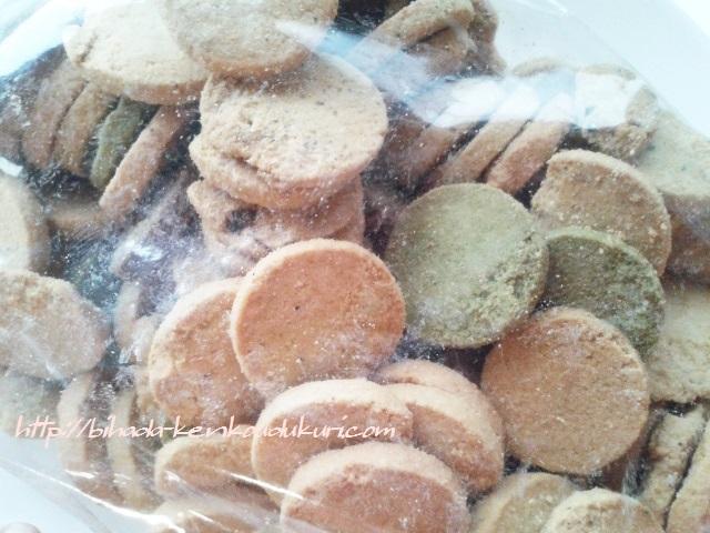 豆乳おからクッキー 2
