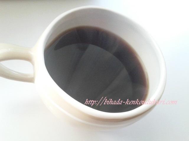 ノンメタファイバー コーヒー 2