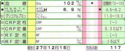 ②血液検査-2