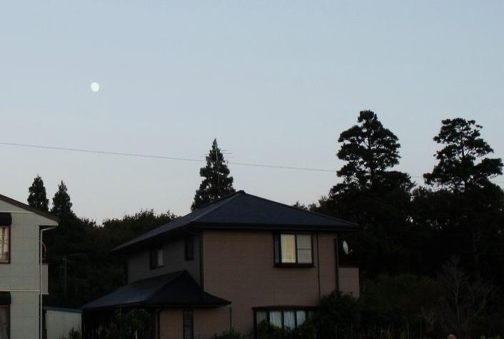20161112夕焼けと富士山 003-2