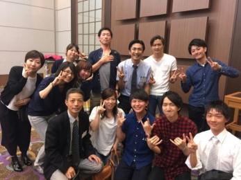 新入会員歓迎会2016 4