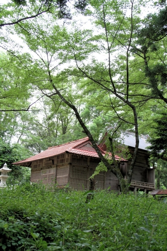 比婆山久米神社奥宮