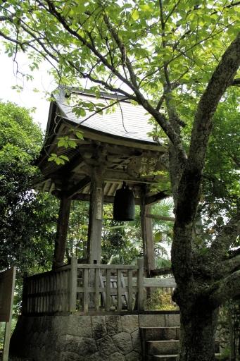 光明寺の鐘楼