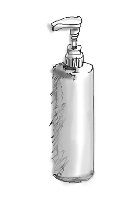 化粧ボトル