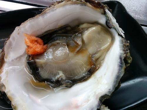 かき小屋広田湾 岩牡蠣
