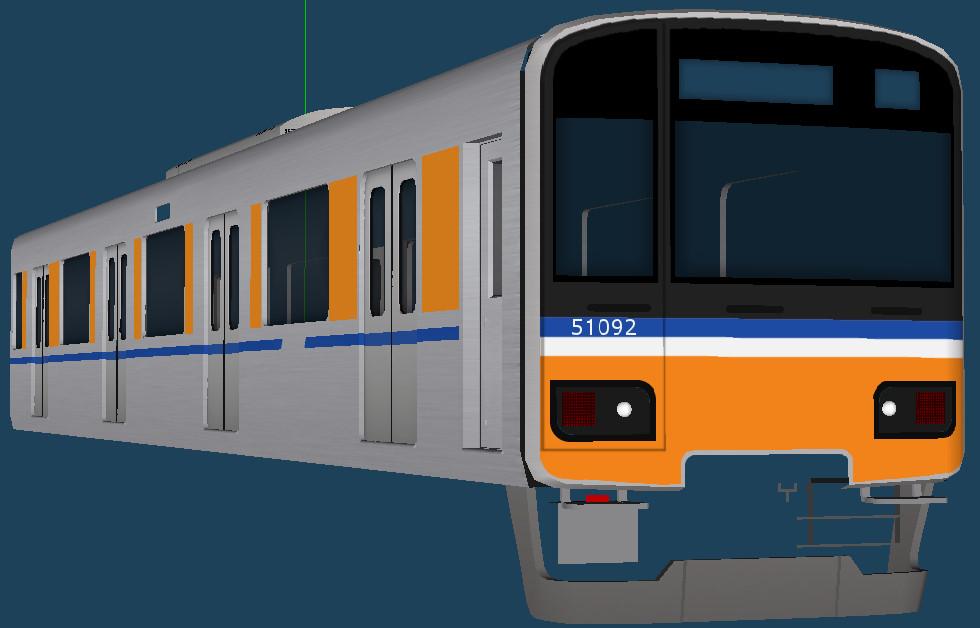 RTM 東武50090型