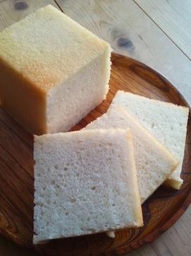 ミズホチカラ米粉食パン