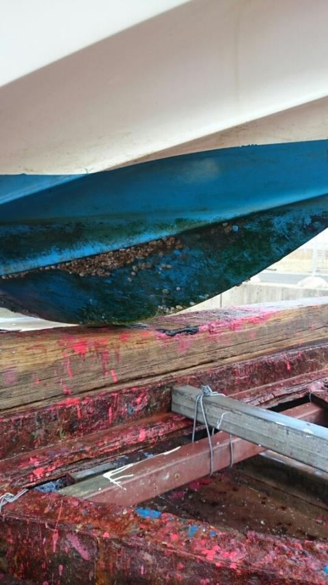 船底塗装2