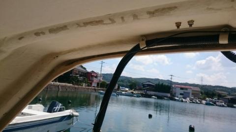 ボートメンテ1