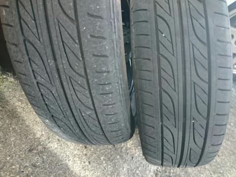 タイヤ入れ替え3