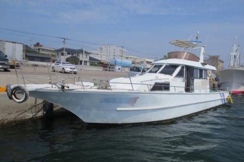 ボート50フィート2
