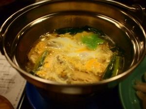 酸ヶ湯温泉 食事2