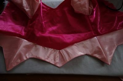 子供用  ドレス オーロラ