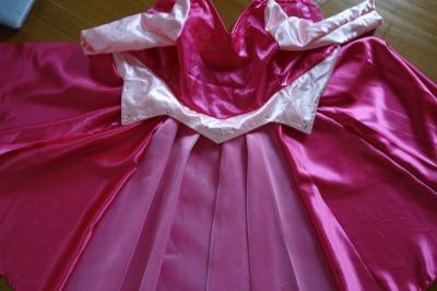 ハンドメイド 子供用 ハロウィン ドレス
