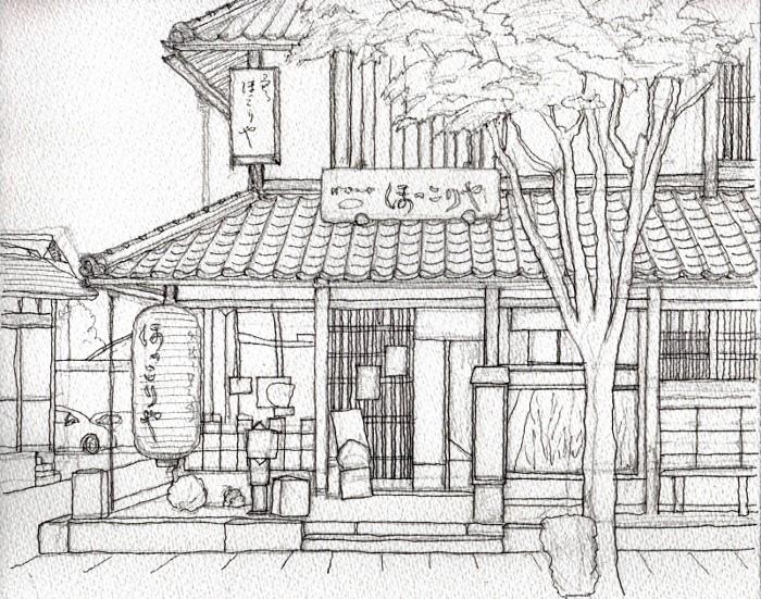 彦根のほっこりや デッサン (700x551)