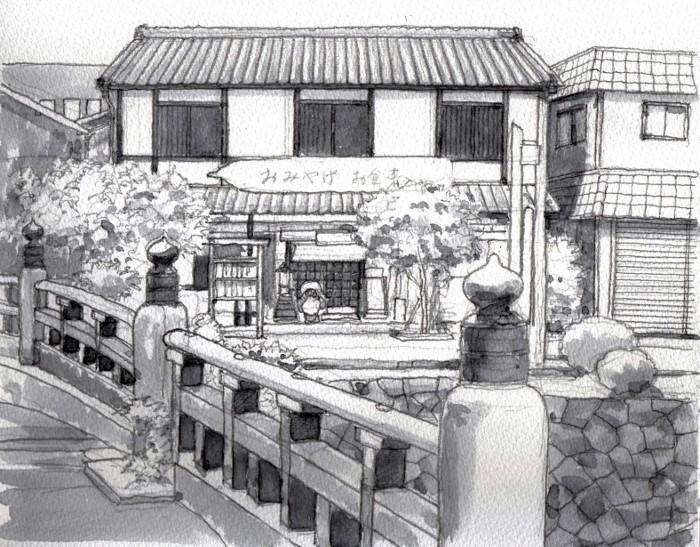 八幡堀の土産店 グリザイユ (700x547)