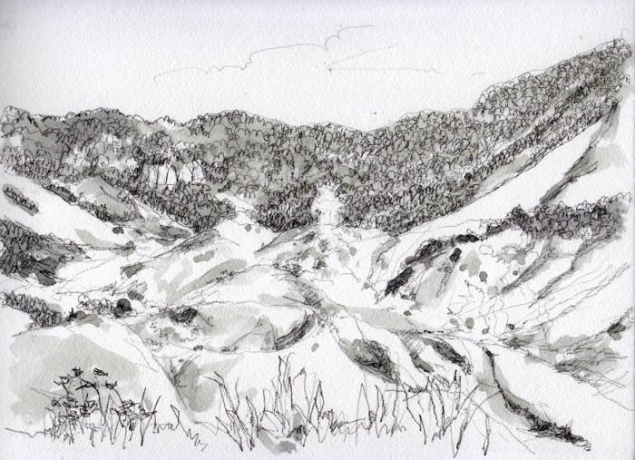登別地獄谷2 グリザイユ (700x507)