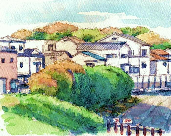 寝屋川太秦の風景 (700x558)