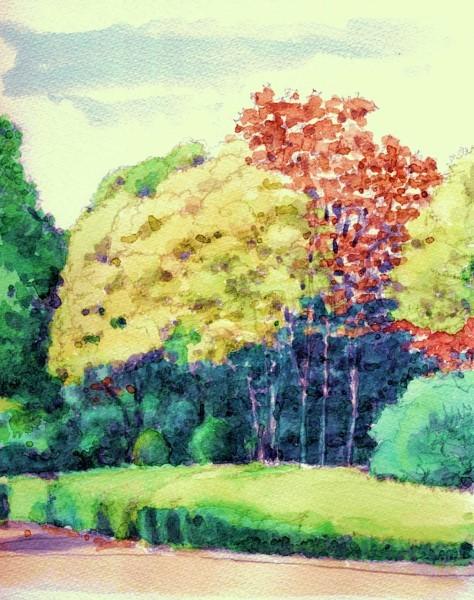 寝屋川公園の秋 (474x600)