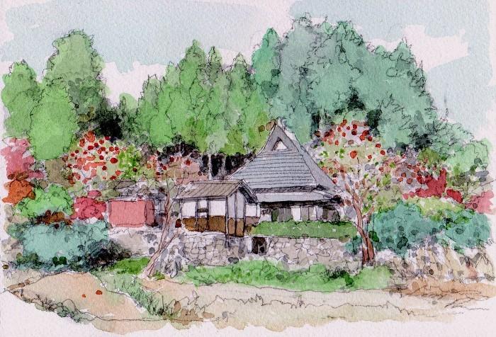 山村の農家 (700x476)