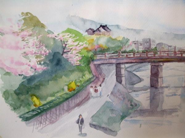 A 三条大橋