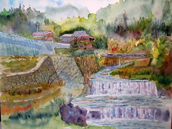 A大原 滝