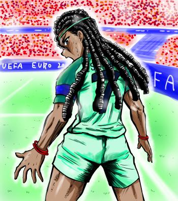 ユーロ2016 ポルトガル優勝! エステレラ