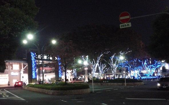 武蔵境夜景