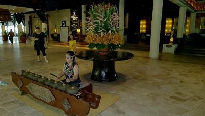 シャングリ・ラ ホテルのロビー