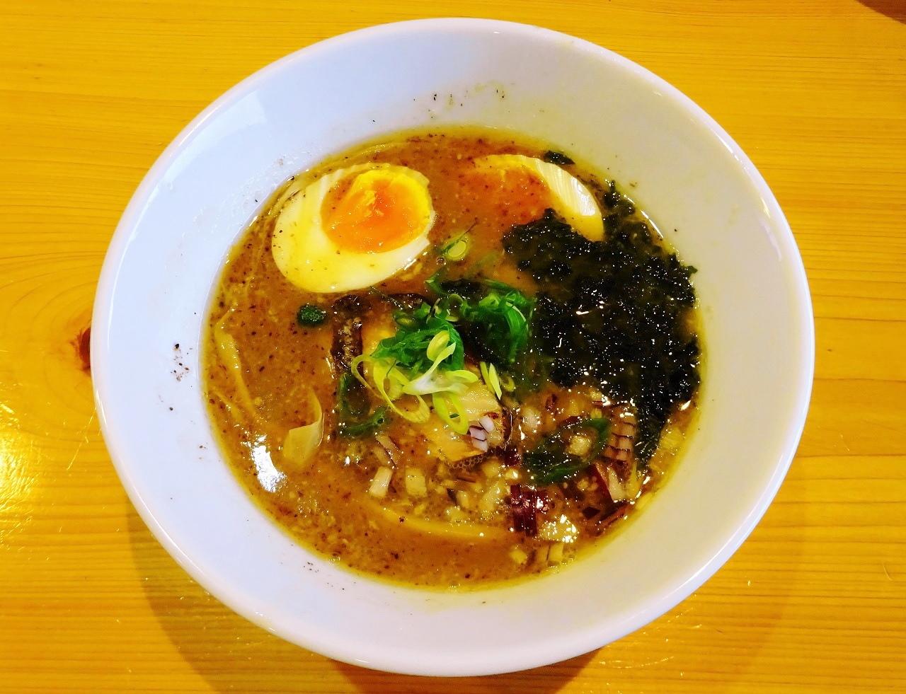 麺喰屋 澤 ラーメン(鶏白湯)