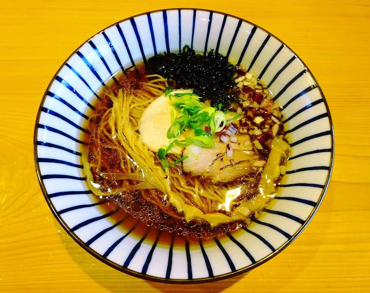 麺喰屋 澤 中華そば(醤油)