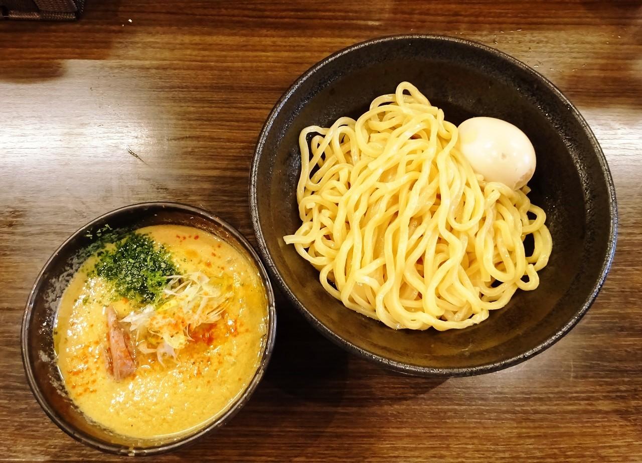 大河 味噌つけ麺