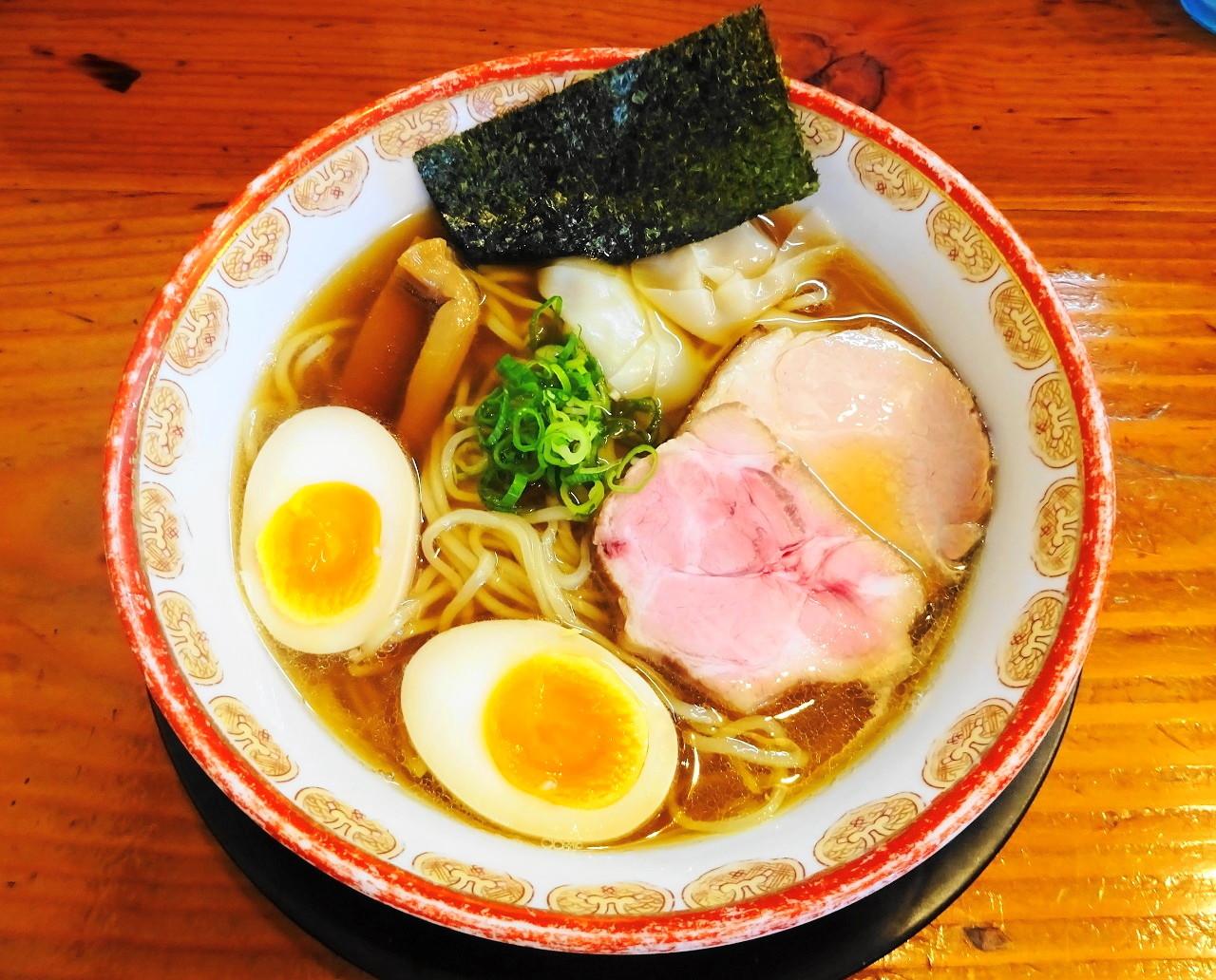 神楽 神楽そば(醤油)