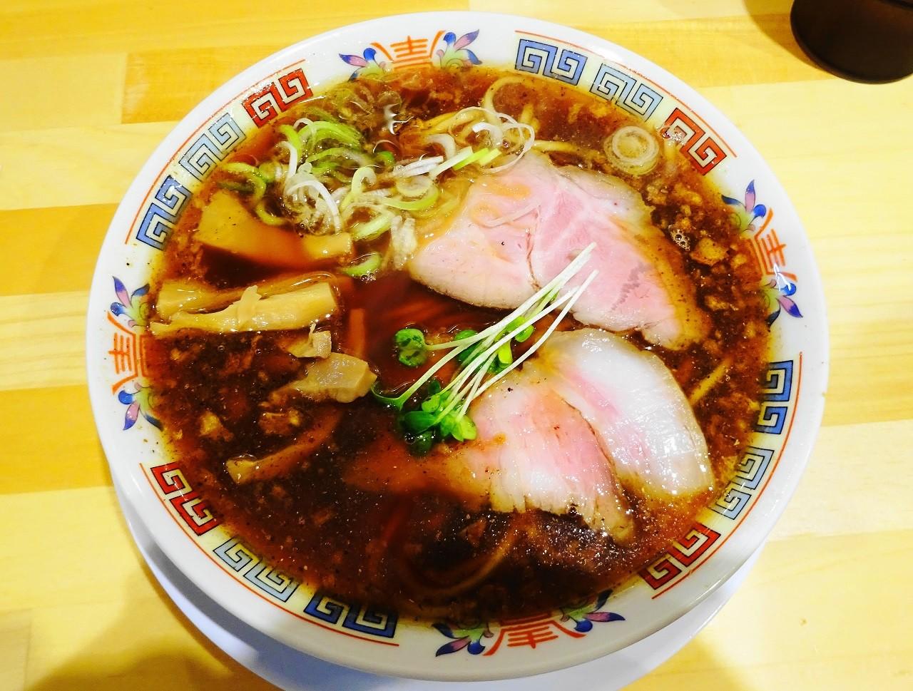 サバ6製麺所 サバ醤油そば