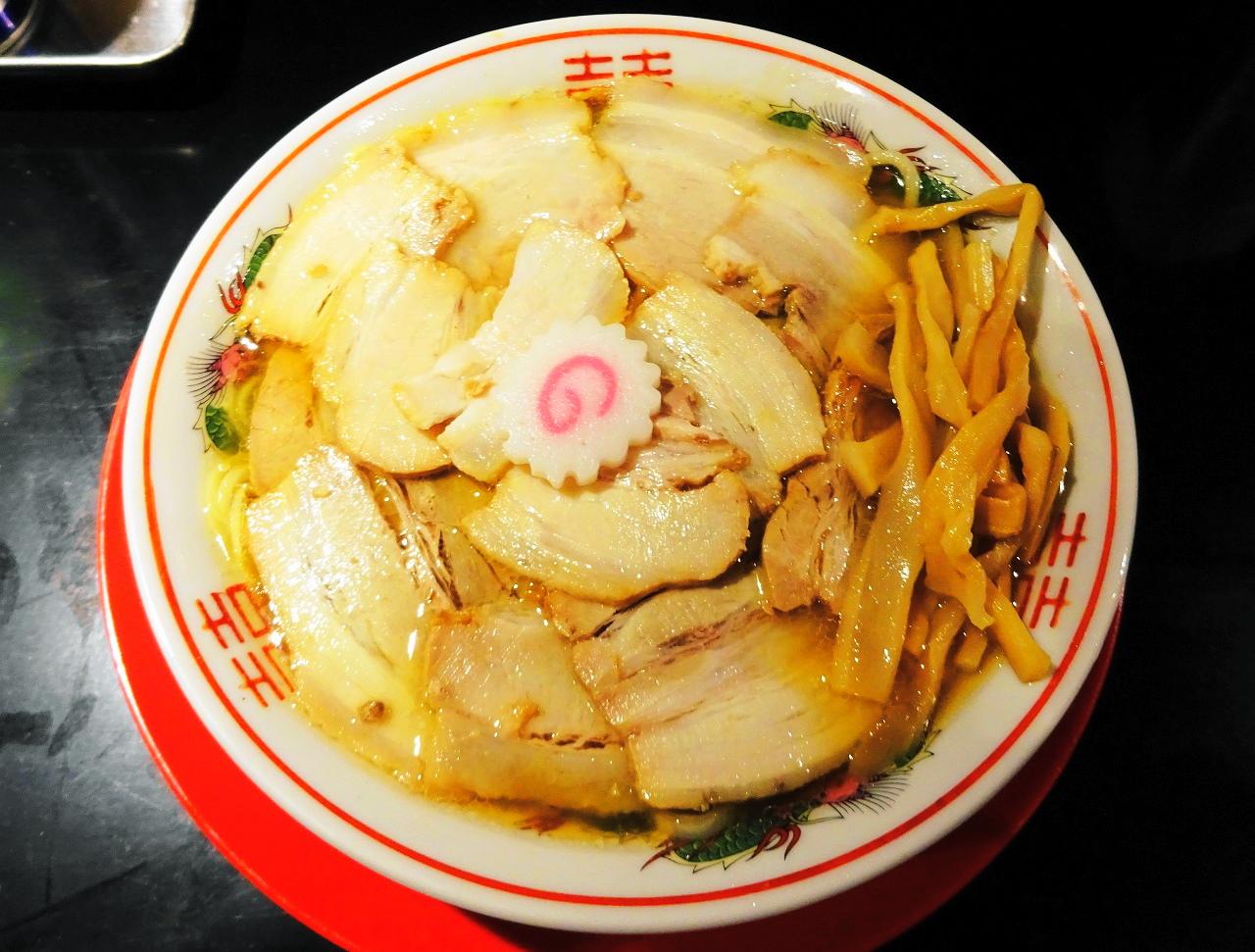 さいころ 肉煮干し中華そば - コピー