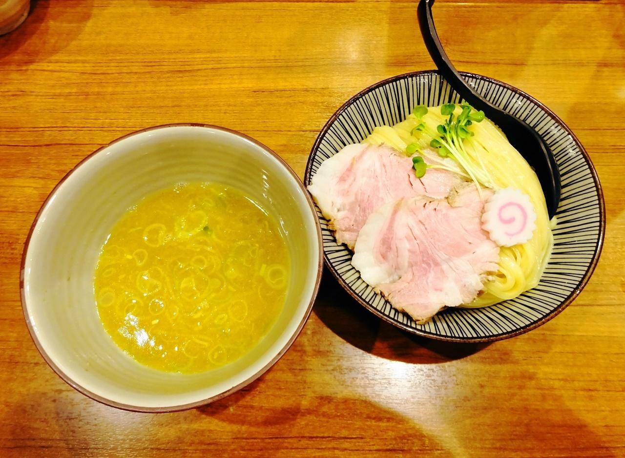 noroma 鶏つけ麺
