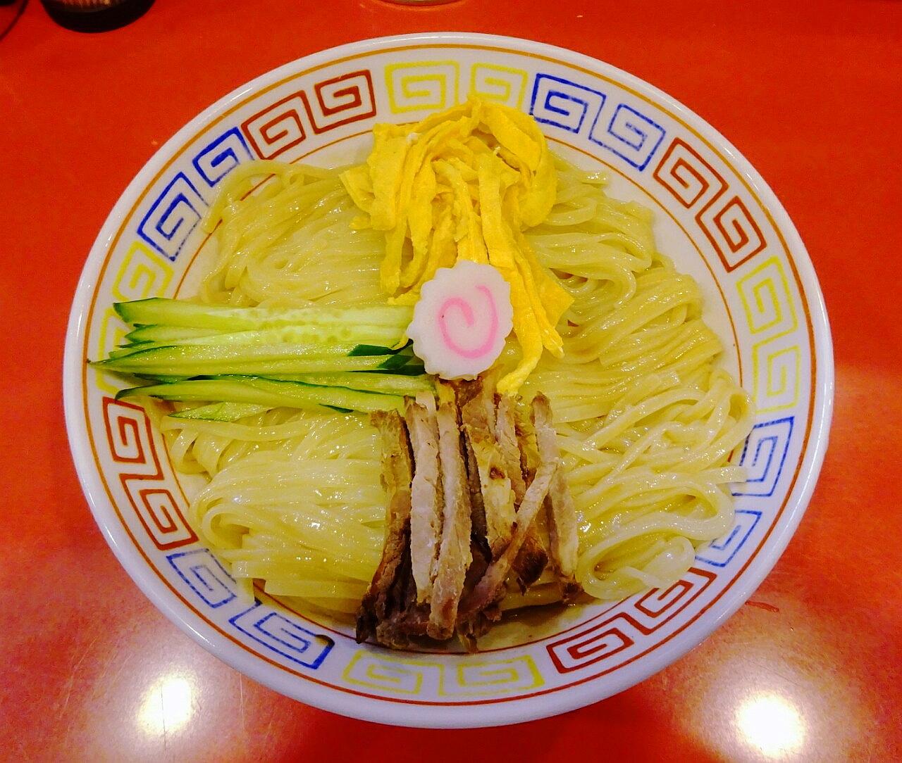 カドヤ食堂今福鶴見店 冷やし中華
