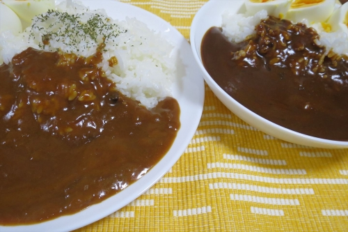 ハウス ヱスビー食品カレー食べ比べ (1)